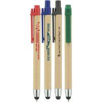 Eva Eco-Friendly Stylus Ballpoint Pen