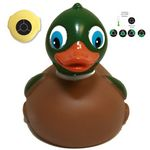 Custom Temperature Mallard Rubber Duck