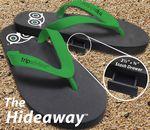 Custom BrandGear Hideaway Flip Flops