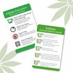 Custom Calendar/Pharma/Health Vinyl VIP Card (VibraColor) Cannabis