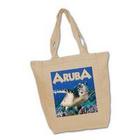 """BrandGear™ Aruba Tote Bag™ (10 1/2""""x14""""x5"""")"""