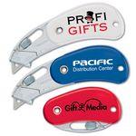 Custom Pocket Safety Cutters Spring-Back Box Opener