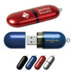 Custom USB 2.0 Slim Capsule Drive SC Flash Drive (1 GB)
