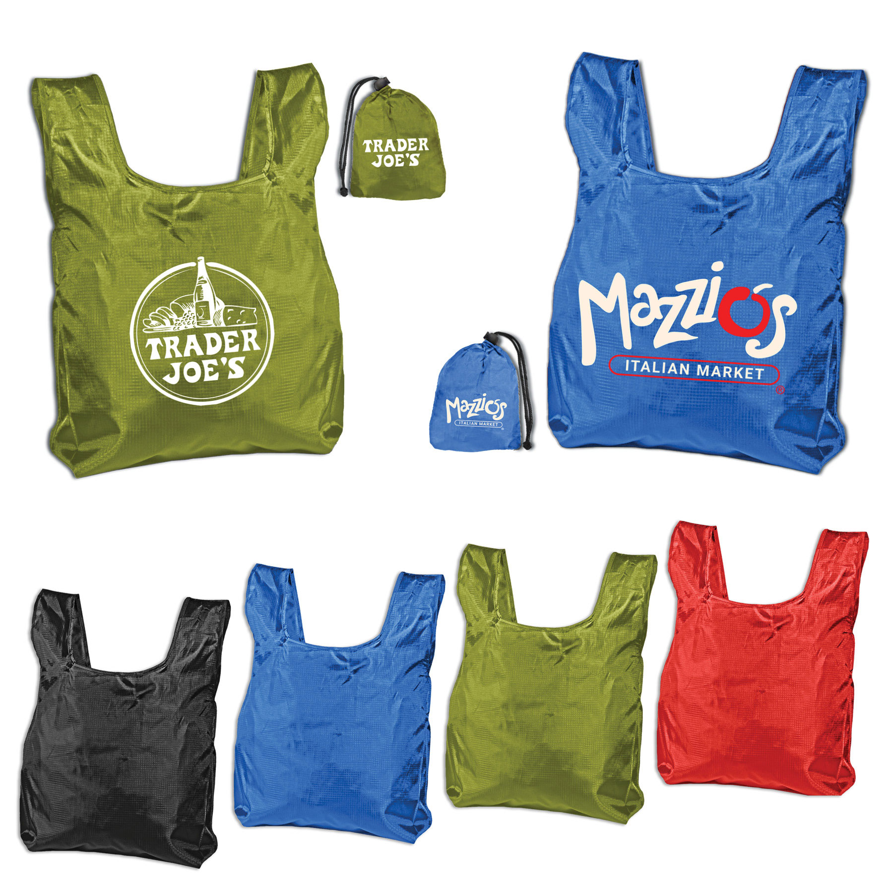Brand Gear™ Marketplace Shopping Tote Bag™