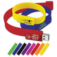 USB 2.0 Wristband Drive™ WD Flash Drive (512 MB)