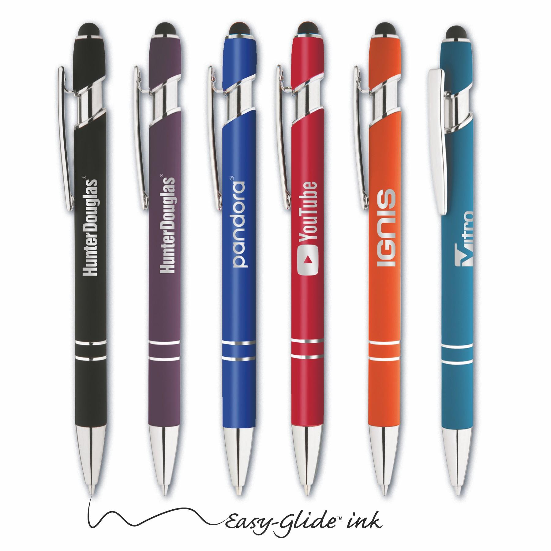 Parisian™ Soft Touch Stylus Pen