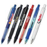 Custom Gel Retractable Pen