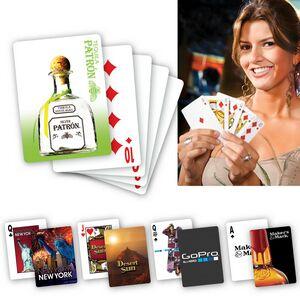 USA Lucky Custom Playing Cards