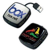 4-Port Mini USB Hub H15