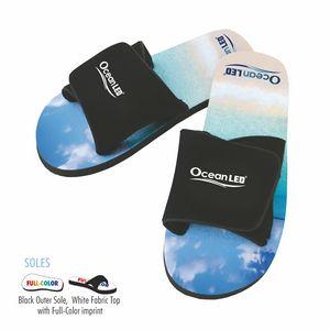 c098ee4f1dea BrandGear™ Wind and Sea™ Slide Sandal - AIO-BGFWS - IdeaStage ...