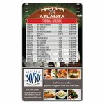 Pro Football Large Sports Magnets