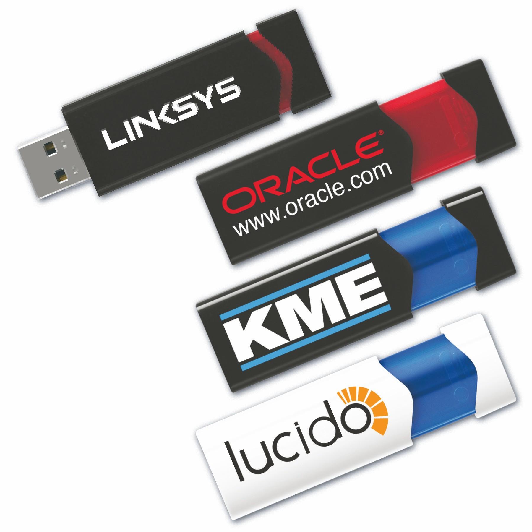 USB 2.0 Quick Drive™ QC Flash Drive (32GB)