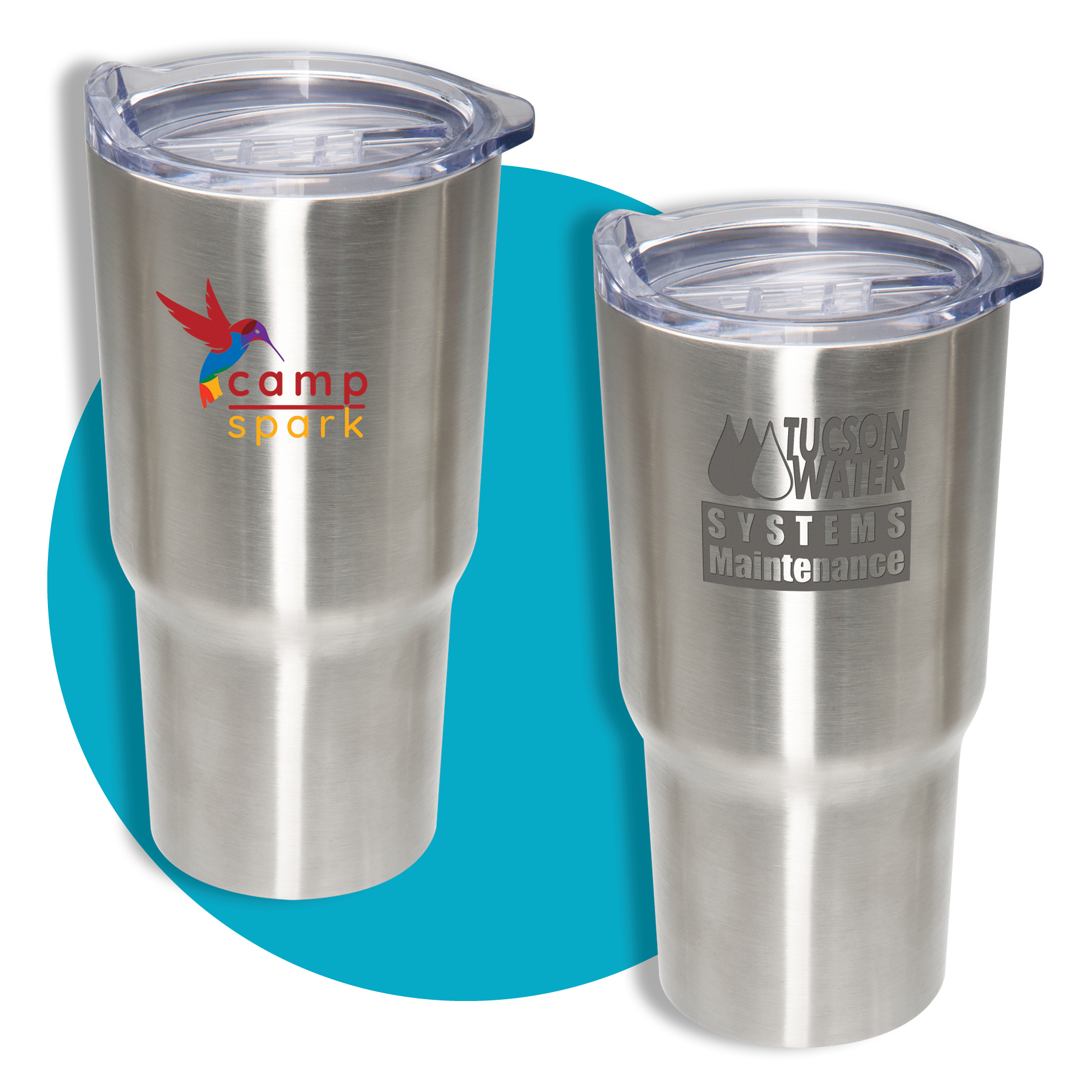 Colossus™ Stainless Steel Tumbler