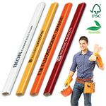Custom Carpenter Pencil (Renewable Wood)