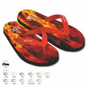 Custom Imprinted Flip Flops!