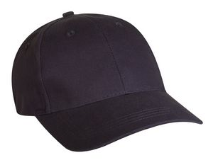 9f302235cf5 Structured Brushed Cotton Twill Cap (Navy) - 9201 - IdeaStage Promotional  Products