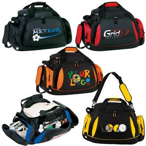 Sports Duffle Bag (22x14x11)