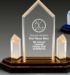 Custom Tridant Award (10 3/8