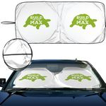 Custom Prest-O-Shade (R) TX Intertekline Econo Shade Autosunshade Fabric Shade