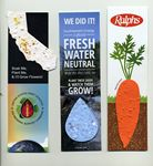 Bookmark w/Seeded Premium Shape Attached