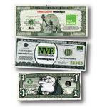 Custom Handmade Plantable Million Dollar Bills