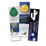Mini shape bookmark
