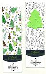 Coloring Bookmark - Tree
