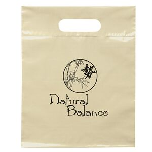 Die Cut Handle Bag (9½x12)