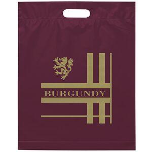 Die Cut Handle Bag (15x19x3)