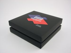 Custom Packaging / Keepsake Box