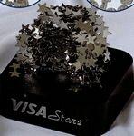 Custom Stars Sculpture W/ 3