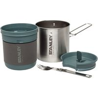 Stanley® Mountain Compact Cook Set, 24 Oz., Stainless Steel