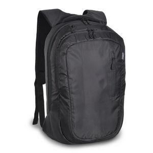Everest Deluxe Laptop Backpack, Black