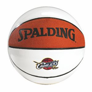 Spalding B7 Full Size Autograph Basketball, Spalding Branded