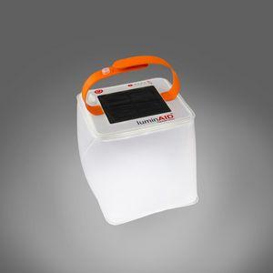 Custom Luminaid Solar Lantern PackLite Nova Solar USB