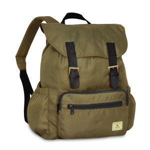 Everest Stylish Rucksack, Olive