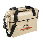 Custom Bison 12-Can SoftPak Cooler - Made in USA - Customization Available