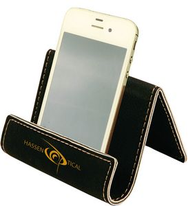 25 X 35 Premium Leatherette Business Card Or Cell Phone Holder