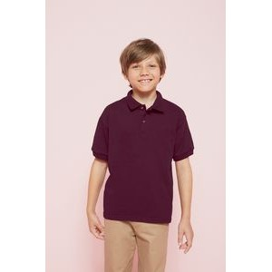Gildan Youth DryBlend® 9.4 oz./lin. yd., 50/50 Jersey Polo