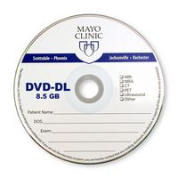 Print DVD-Recordable 4.7GB Custom Printed