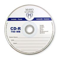 Printed CD-Recordable 700MB 52X
