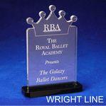 Custom Clear Acrylic Wright Awards