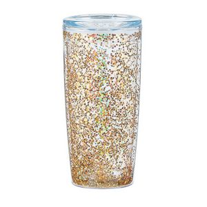 Custom The Real Deal Gone Golden w/20 Oz. Tumbler & Gold Confetti Insert