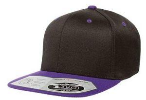 73d90782511 Flexfit Wool Blend Flat Bill Snapback Cap - 110F - IdeaStage Promotional  Products