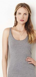 Bella+Canvas Womens Triblend Racerback Tank Top