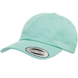 76e6b24a5ef Yupoong® Peached Cotton Twill Dad s Cap - 6245PT - IdeaStage Promotional  Products