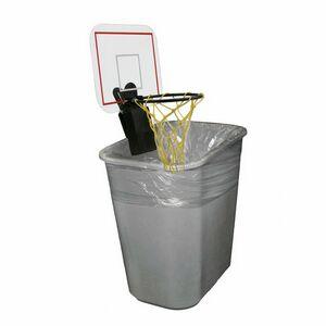 Cheering Basketball Hoop