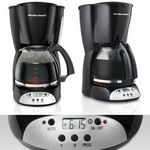 Custom Hamilton Beach ADC, Black, 12 Cup Coffee Maker