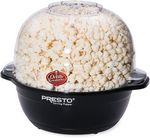 Custom Presto Orville Redenbacher's Stirring Popper, Black, One Size