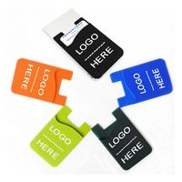 Phone Silicone Card Holders / Cell Wallets